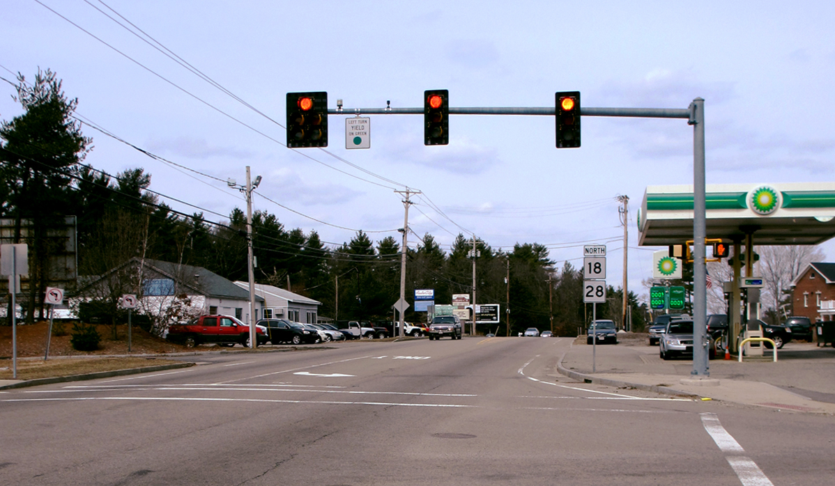 Bedford Street/Winter Street  Intersection Improvements