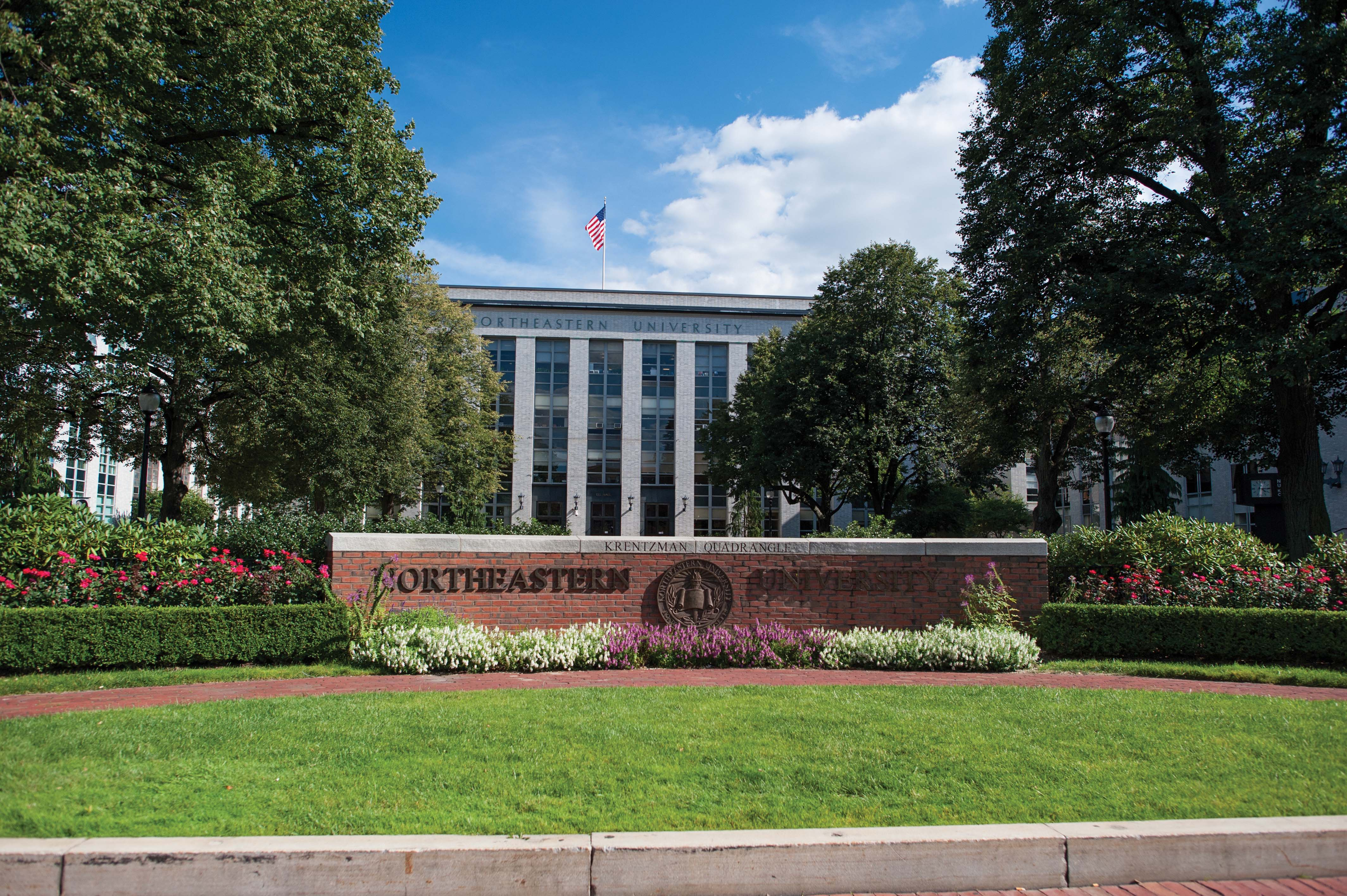 Αποτέλεσμα εικόνας για Northeastern University- Boston